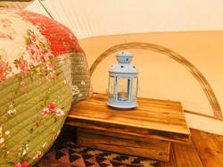 bell tent lantern