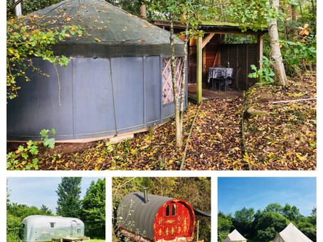 Whats new with Cotswolds Camping
