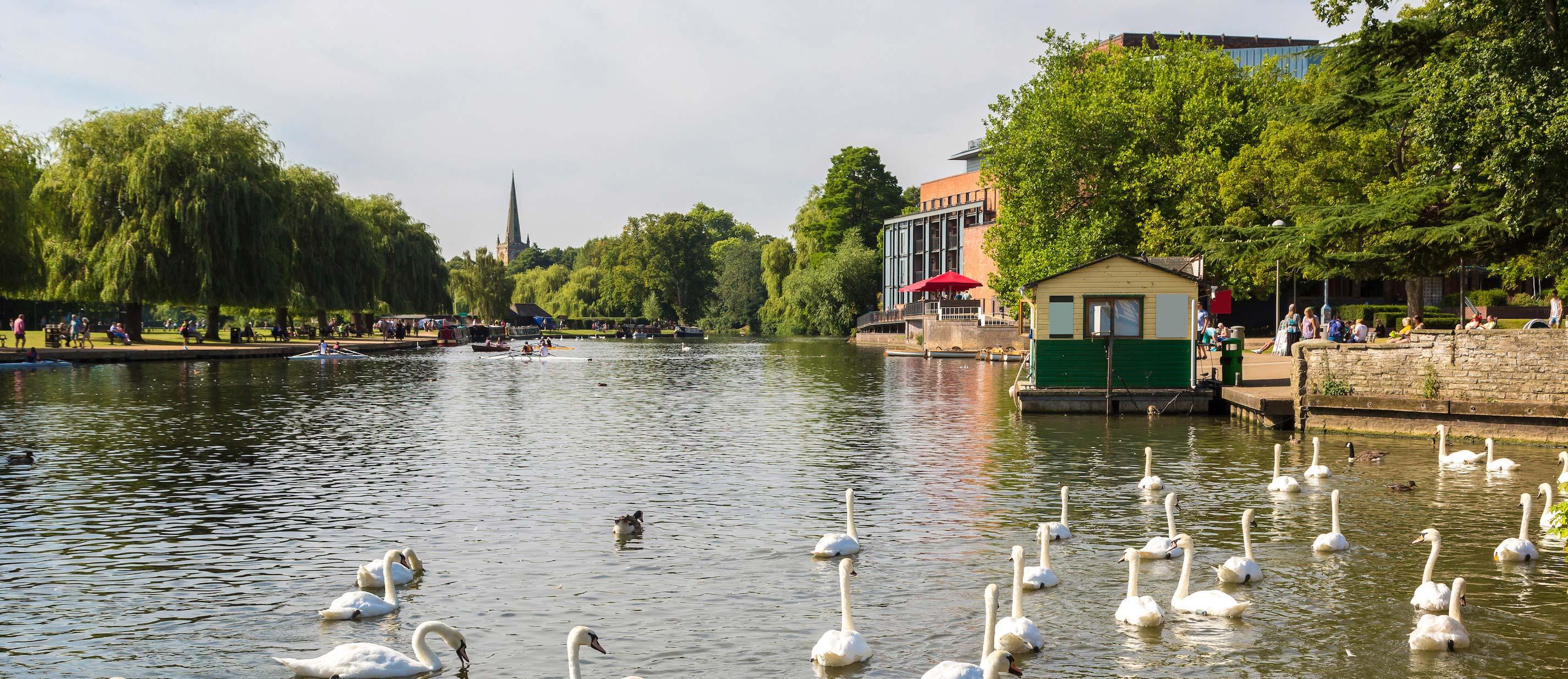 Stratford-upon-Avom