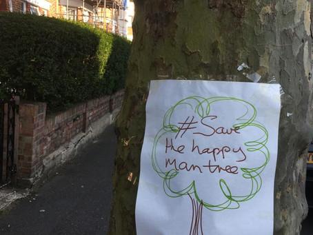 Tree Visit 10th May 2020