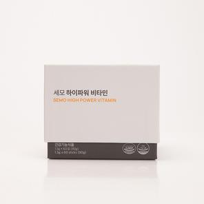 세모 하이파워 비타민