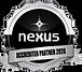 Nexus Accredited Partner Silver 2020 -op