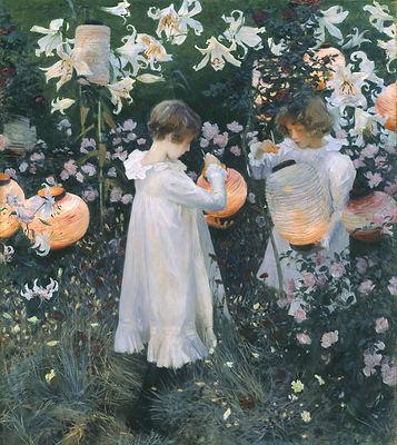 John-Singer-Sargent-Carnation-Lily-Lily-