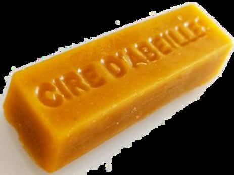 Lingot de Cire d'abeilles - 30g