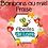 Thumbnail: Bonbons au miel - Fraise Bio - 150g