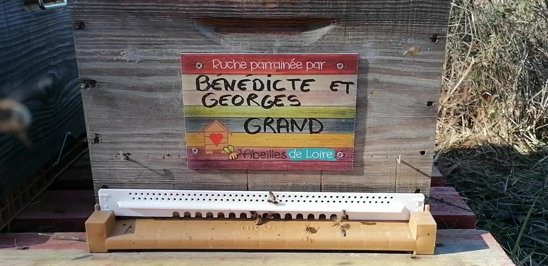 GRAND Bénédicte et Georges