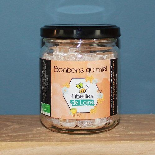 Bonbons au miel Bio - 150g
