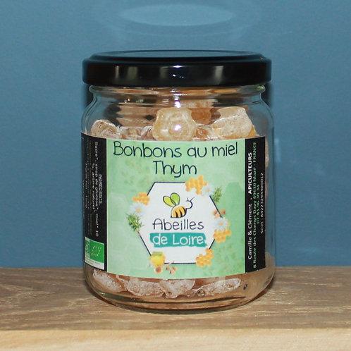 Bonbons au miel - Thym Bio - 150g