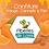 Thumbnail: Confiture Orange, Cannelle & Miel Bio - 230g