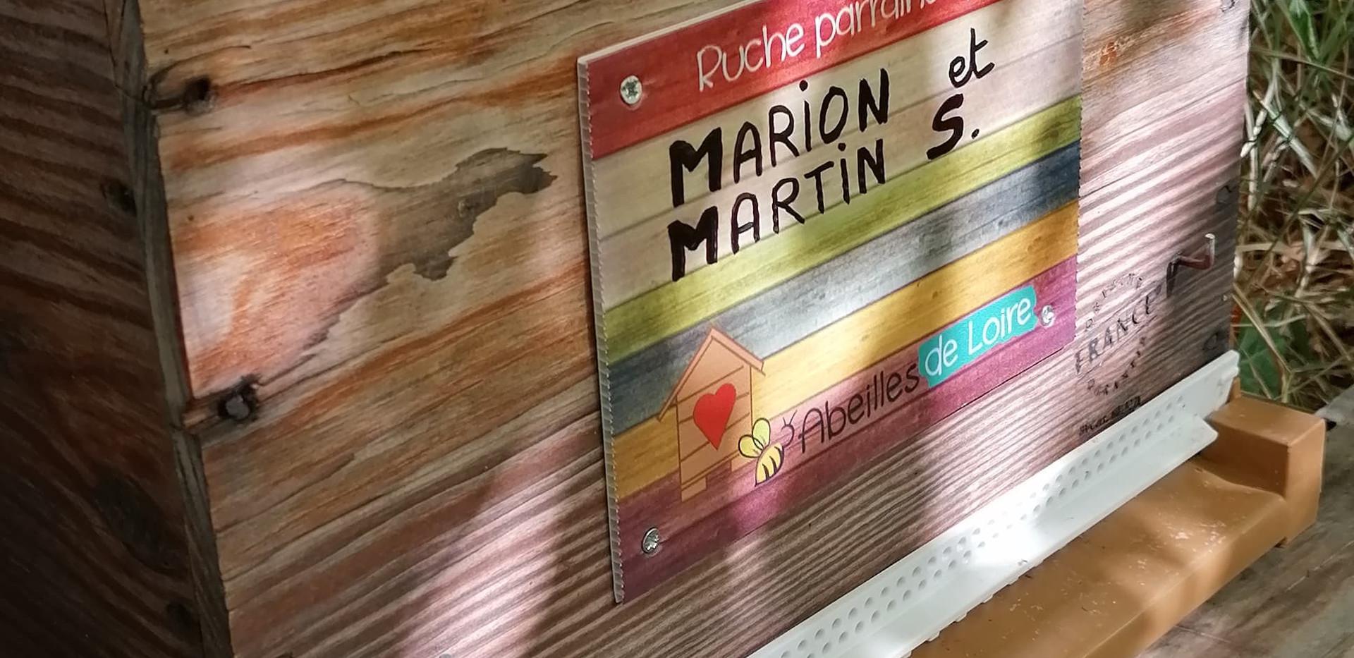 Marion et Martin S.