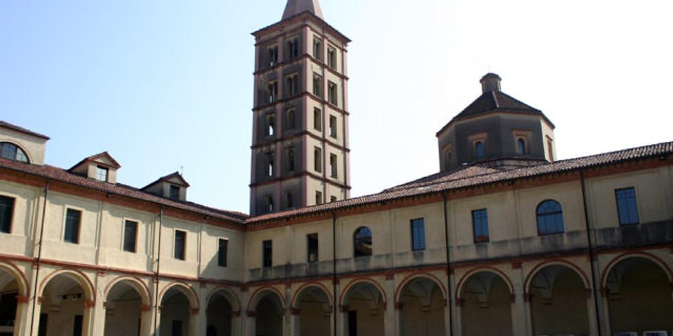 Chiostro di San Sebastiano - Biella