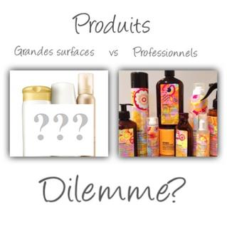 Dilemme pour l'achat de vos produits?