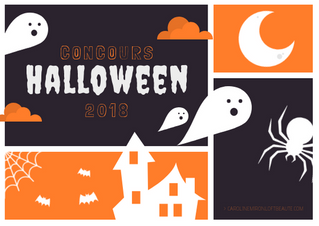 Concours Halloween 2018