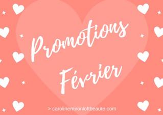 Promotions Février 2018
