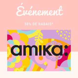 Événement amika: