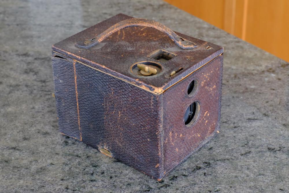 Kodak No 2 Bullet Before