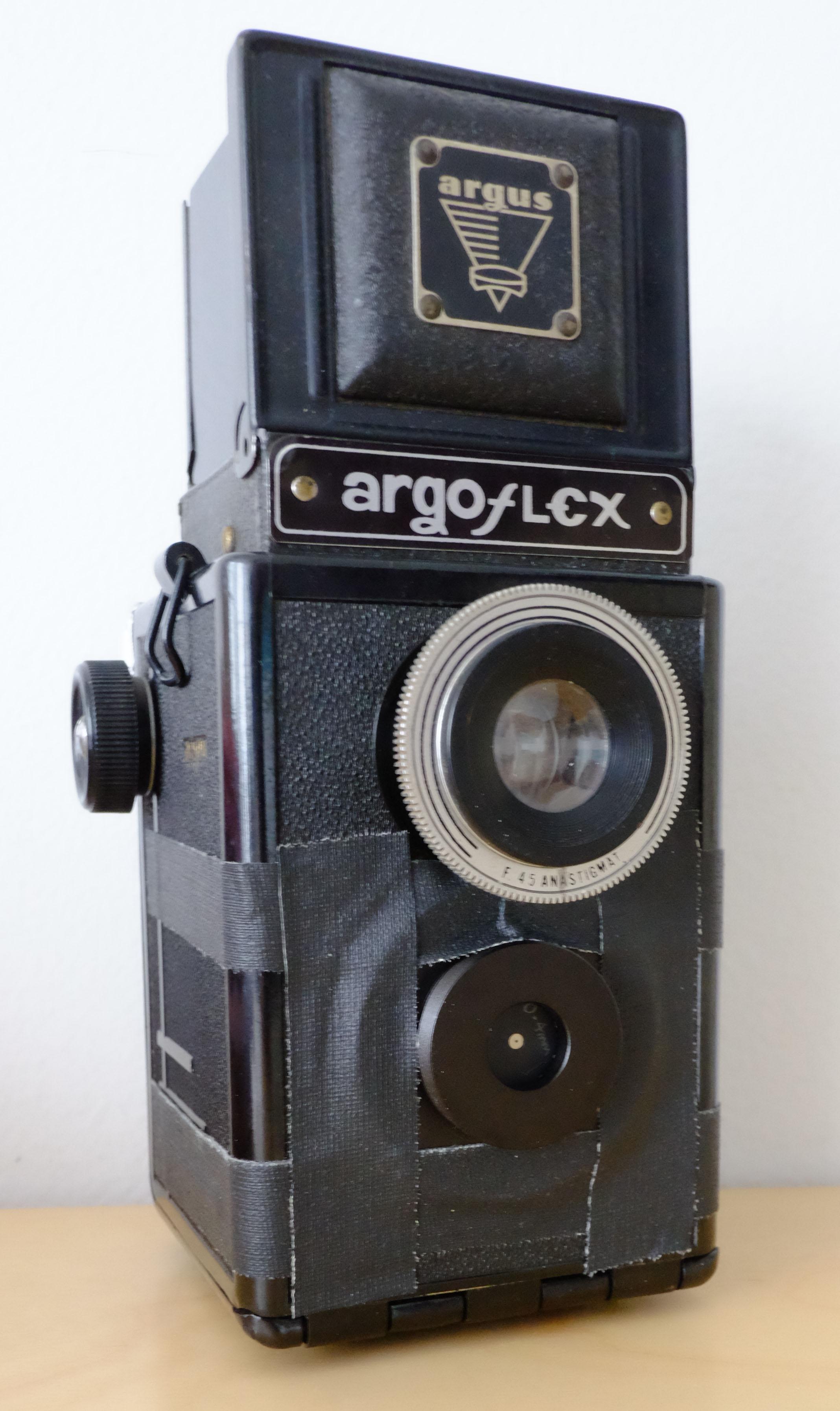 Argoflex E Pinhole