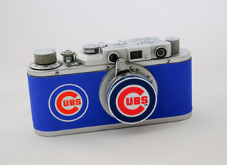 Chicago Cubs Leica