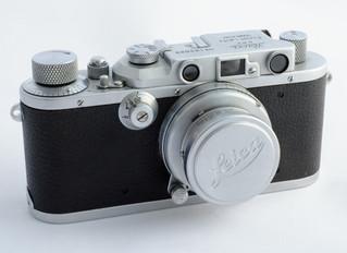 Bernie Gunther's Leica IIIa
