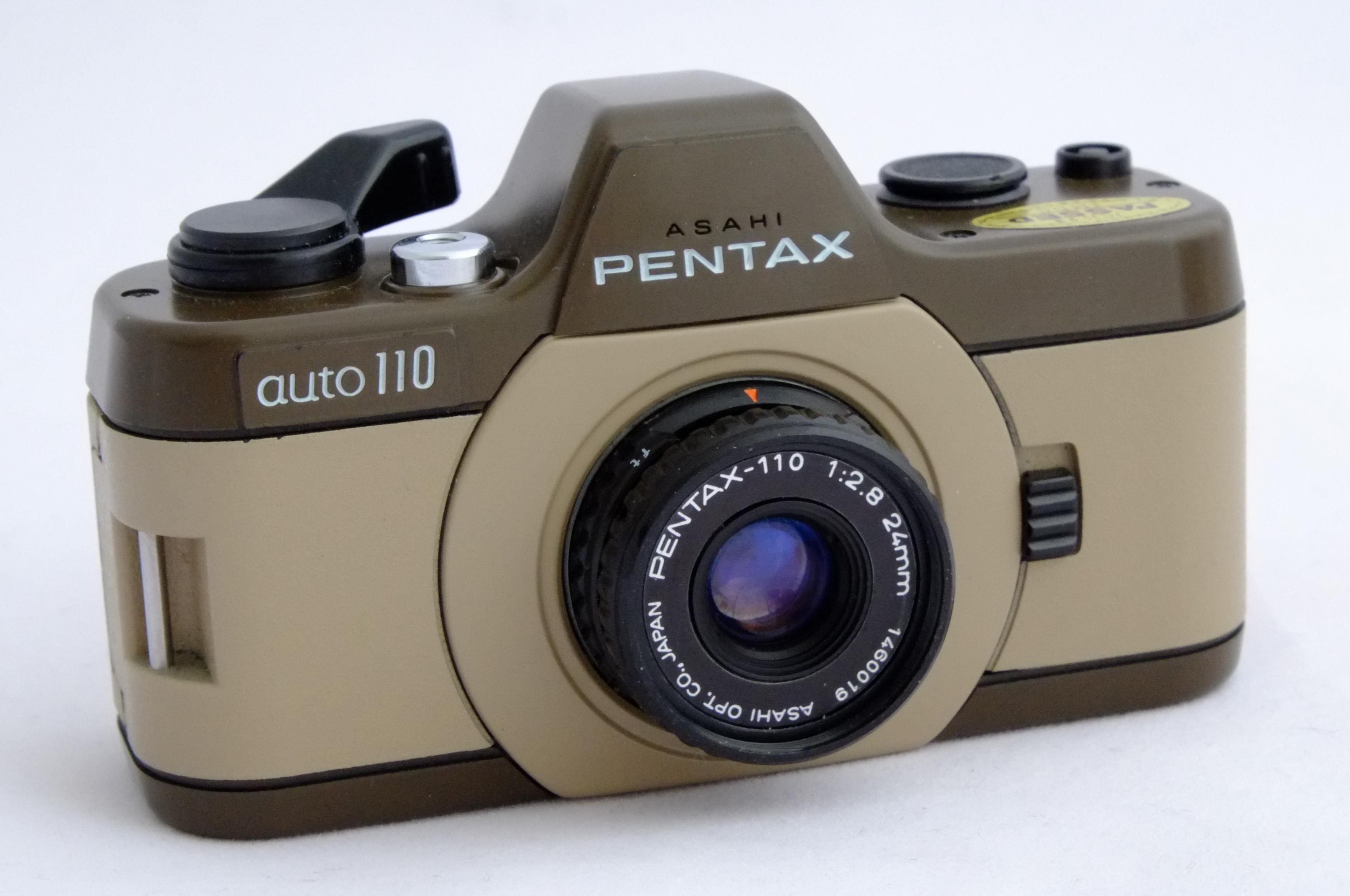 Pentax Auto 110 Safari