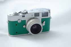 Leica M2 Custom Skin