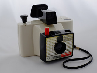 Shooting with a Polaroid Swinger