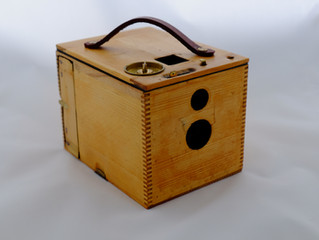 Refurbishing an 1896 Kodak Bullet