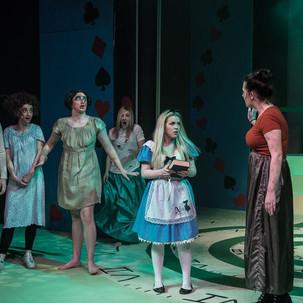 Alice in Wonderland Panto