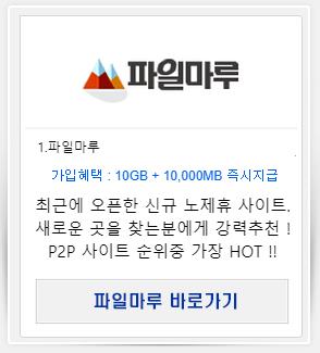 P2P 사이트 파일마루