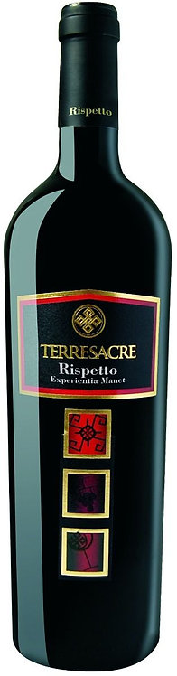 """Terresacre, Montepulciano """"Rispetto Experimentia Manet DOC, 2013"""