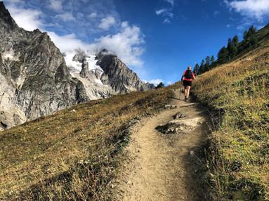Tour du Mt Blanc