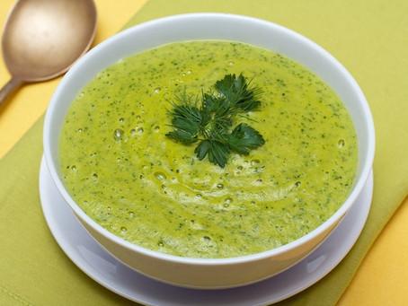 Healthy Lettuce Soup