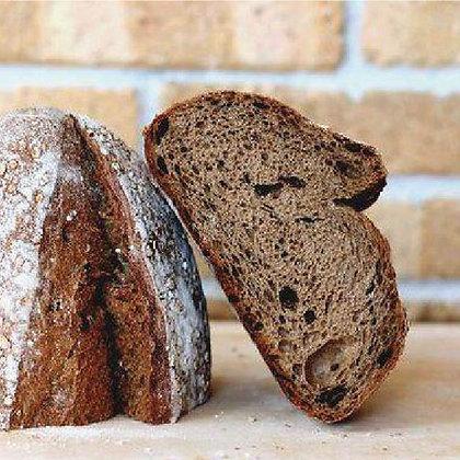 Artisan Rye Sour-Dough Bread
