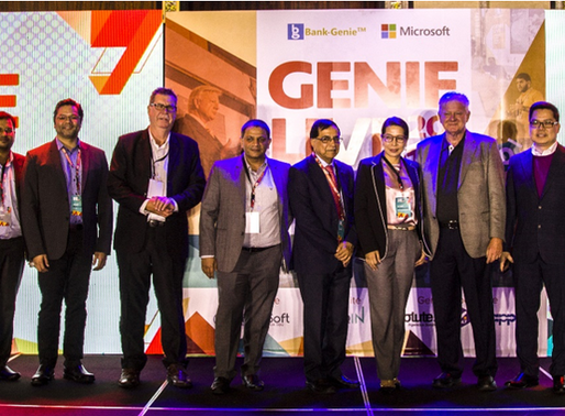 Genie-Live 2019! Redeaux 2.0: Beyond Digital Transformation