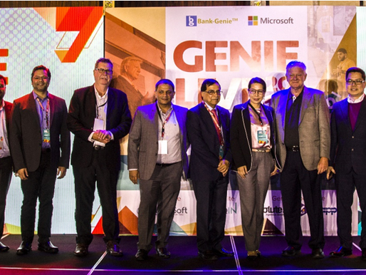 Genie-Live 2019! Redeaux 2.0: Beyond Digital Transformation