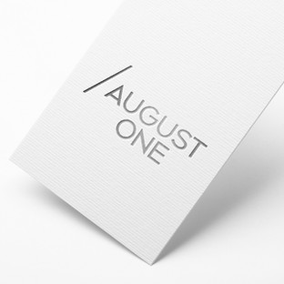 August One - Identity Counsel Brand Group Singapore