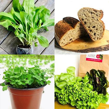 The Super Green & Bread Bundle