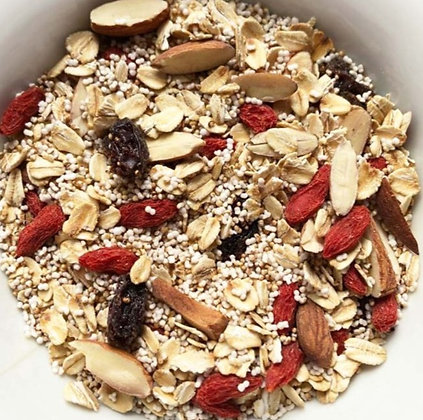 Organic Sugar Free Amaranth Muesli