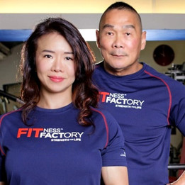 A Brand Strategy & Identity For Fitness Factory, Now Pumped Up For Regional Growth.