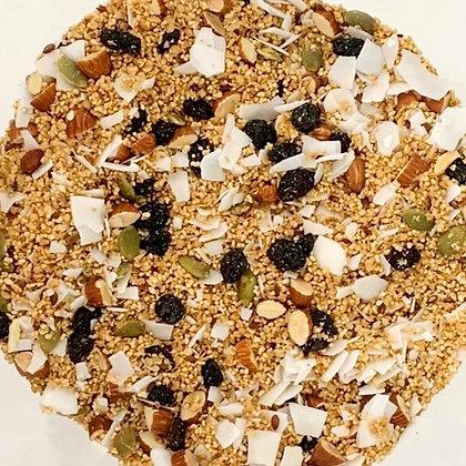 Grain Free Vegan Granola