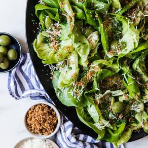 Crispy Butterhead Salad