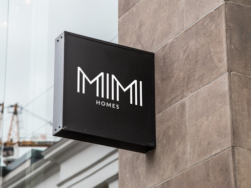 MIMI homes. Creating a Brand Built Around the Founder's Passion In A New Market.