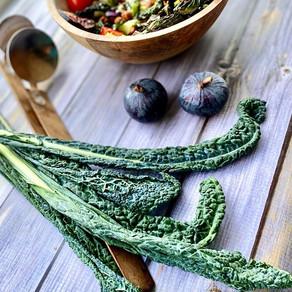 Jesal's Crispy Kale Salad