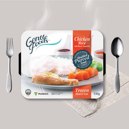 GentleFoods Creates A New Category In A Growing Segment.