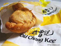 Old Chang Kee, Singapore's iconic food and beverage brand.
