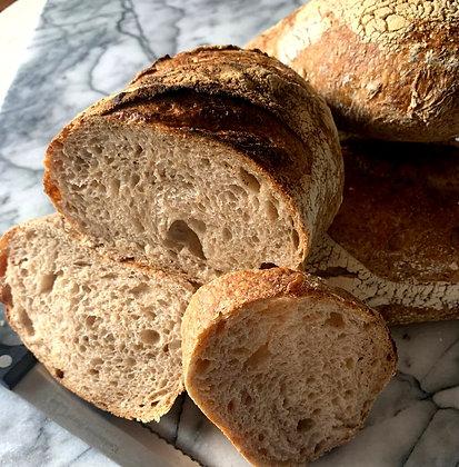 Malted Sour-Dough Bread