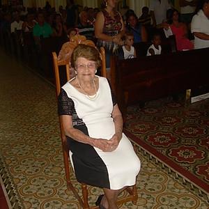 Aniversário de 90 anos da Dona Carmen