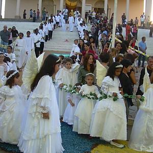 Procissão Corpus Christi