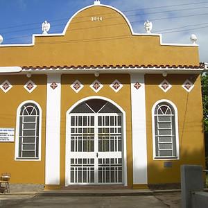 Inauguração da Capela São João Paulo II