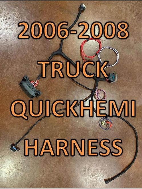2006-2008 Truck QuickHemi Harness (The Dude)